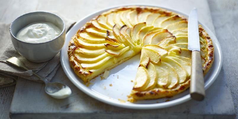 Dette er den beste eplekaken