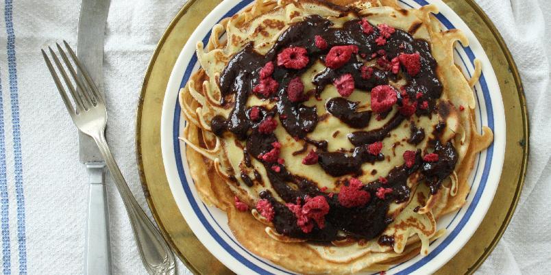 Fem råd for perfekte pannekaker