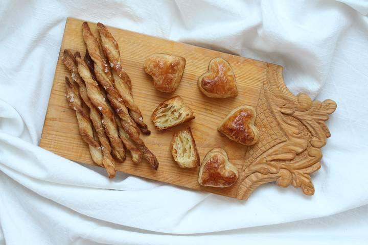 Lær å lage ekte butterdeig