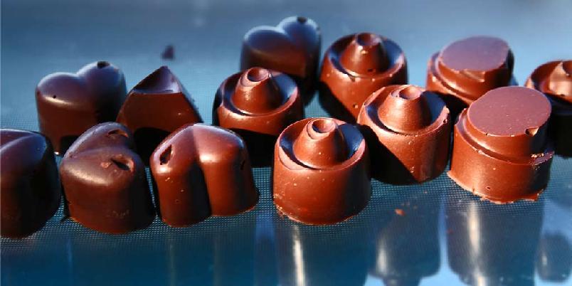 Imponér med sjokoladekonfekt