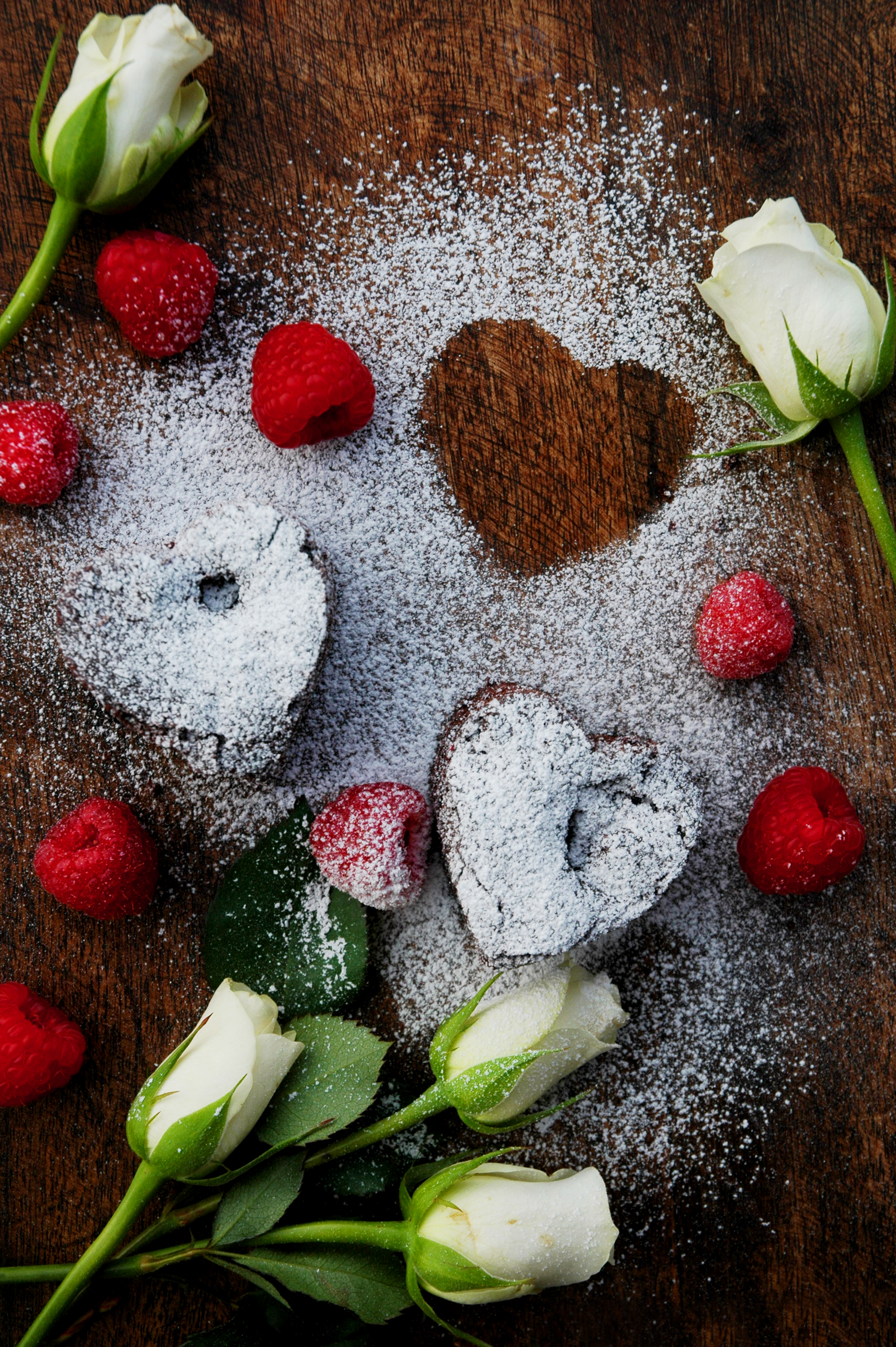 Bakelyst Valentinesday Raspberry Brownies 2