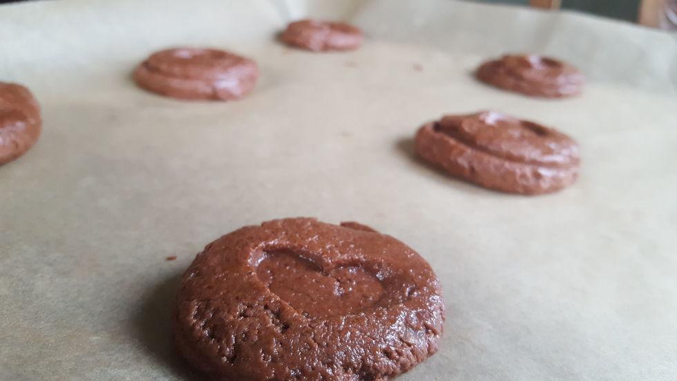Oreokjeks uten gluten og melk