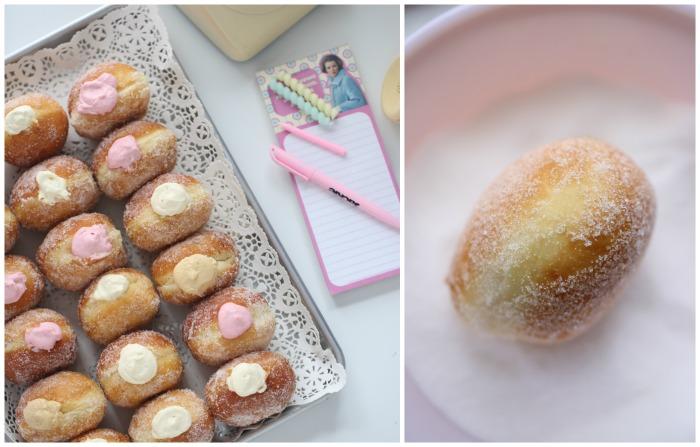 Klassiske donuts