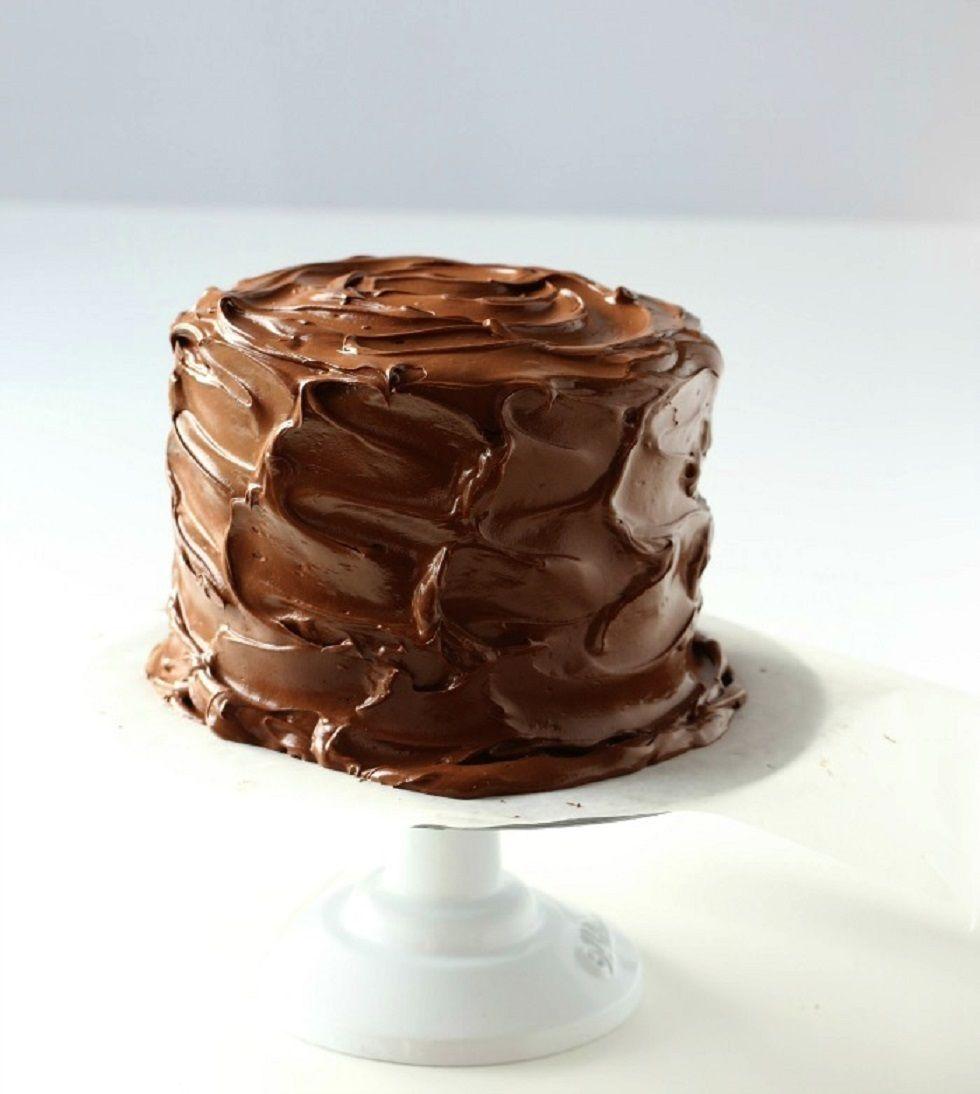 Sjokoladekake med lakris