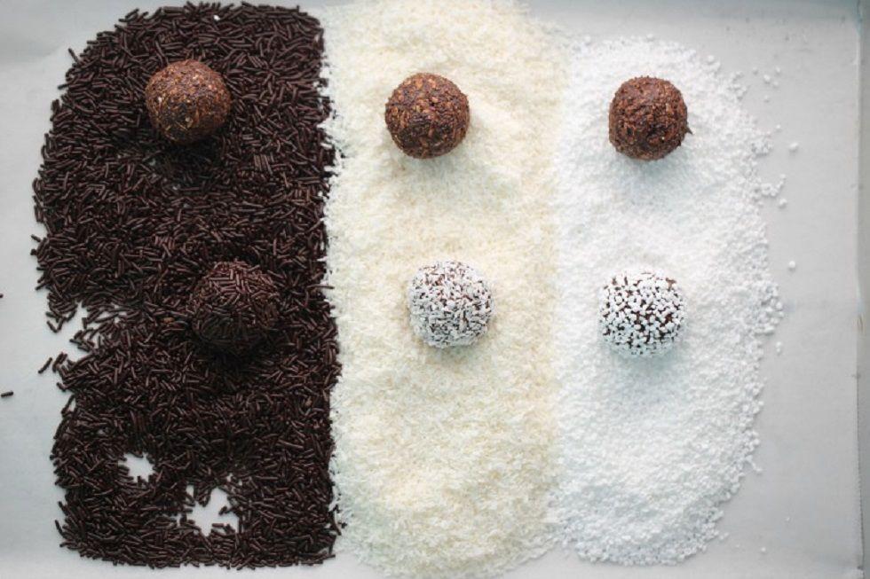 Svenske sjokoladekuler