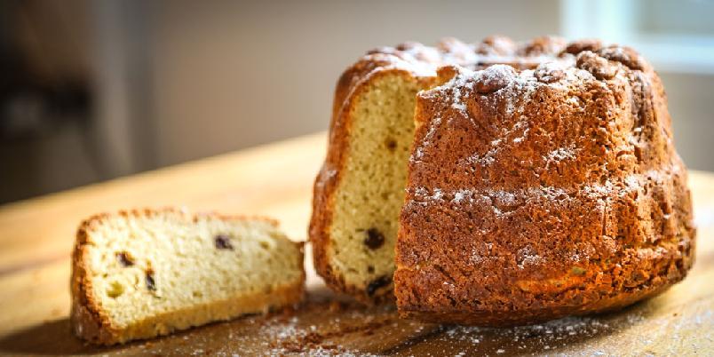 Brødet som ser ut som en kake