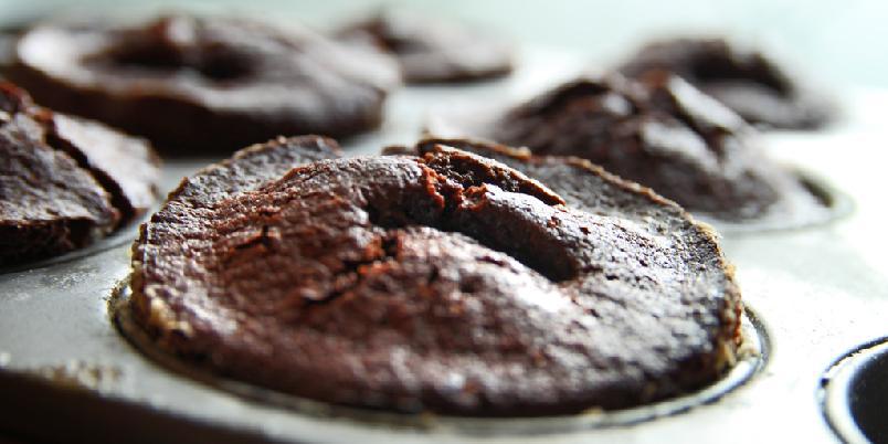Sjokolademuffins på 20 minutter