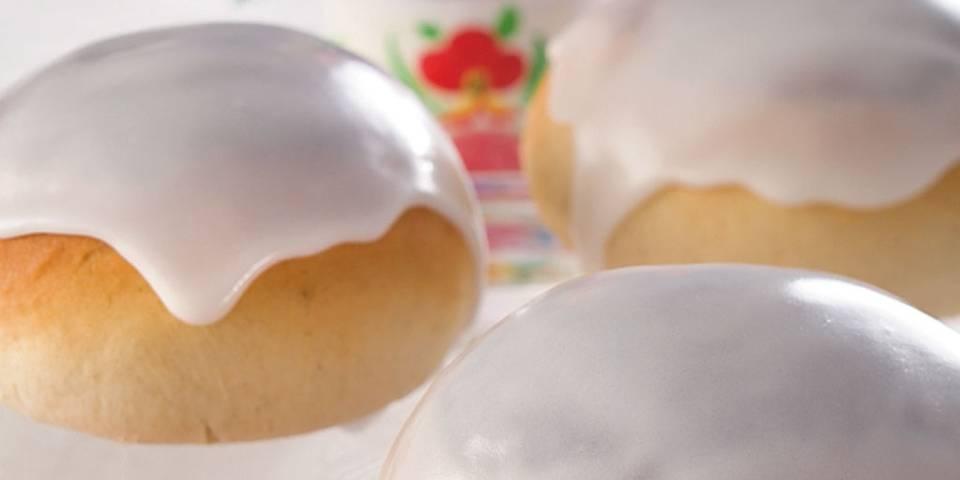 Nydelige boller med fyll