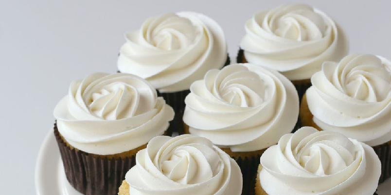 Du klarer også å lage slike cupcakes