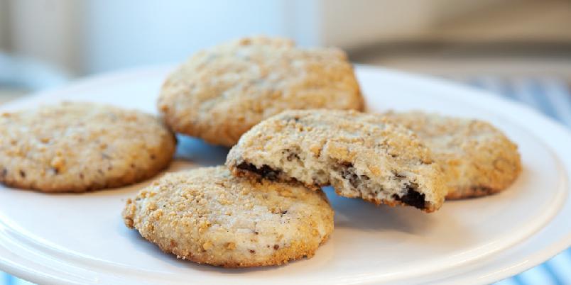 Cookies du lager på et kvarter