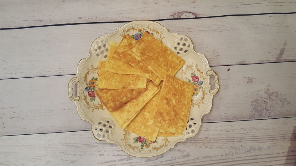 Kjevlefrie Goro uten gluten og melk