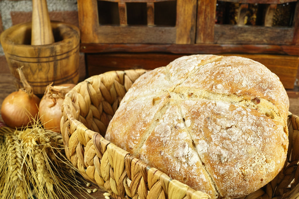 Verdens beste brød baker du enkelt i en støpejernsgryte.