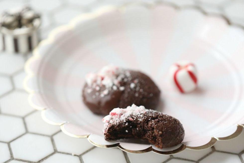 Seige, glutenfrie sjokoladekjeks