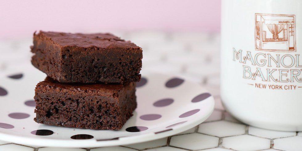 Glutenfrie brownies